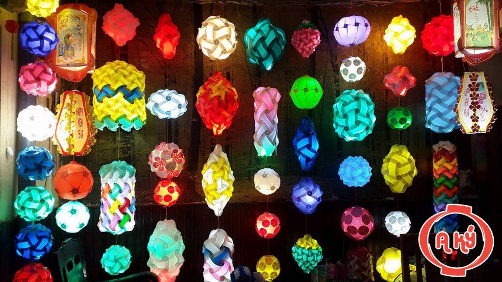lồng đèn nhựa trang trí giá rẻ