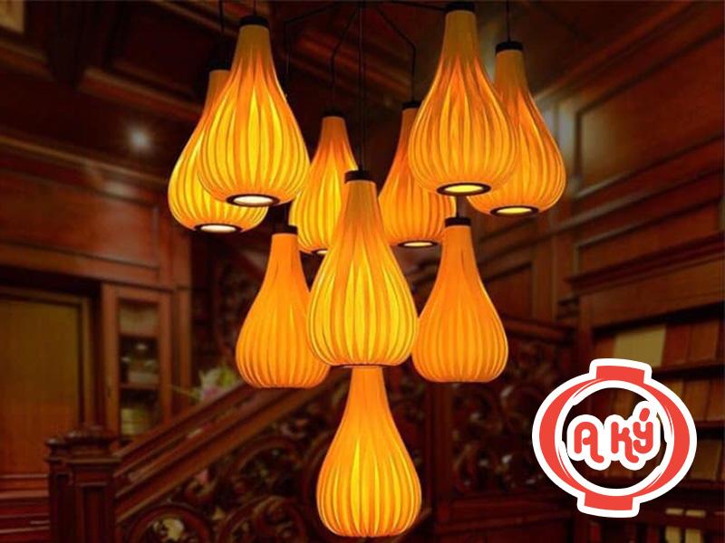 đèn chùm giá rẻ